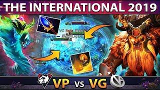 VP vs VG - CIS vs CHINA - EPIC SERIES - THE INTERNATIONAL 2019 - DOTA 2 #TI9