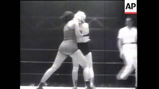 NATO, Hitler, Wrestlers