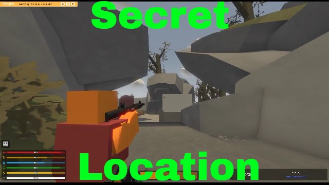 unturned russia map secrets Unturned Hidden Russia Map Location American Research Facility Youtube