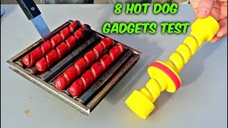 8 Hot Dog Gadgets put to the Test  Part 2