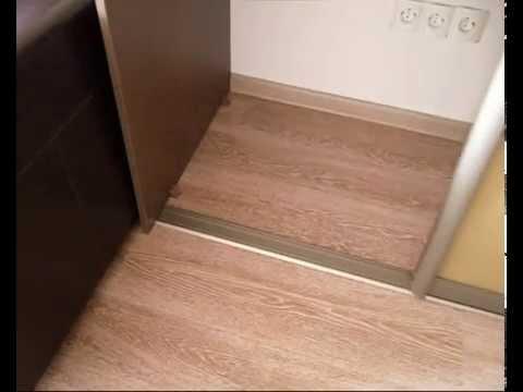 Угловой шкаф купе от DEZALT