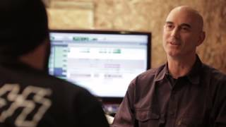 """Maplerun - Making of """"Partykrasher"""" (Part 1) """"Interview with David Bottrill"""""""