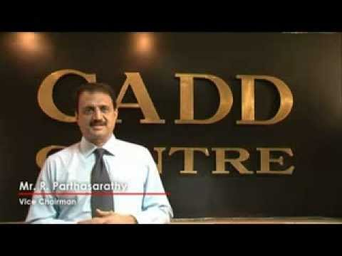 CADD Centre Training Services - Corporate Video
