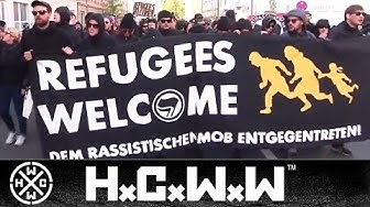 VOLKER PUTT - REFUGEES WELCOME - HARDCORE WORLDWIDE (OFFICIAL D.I.Y. VERSION HCWW)
