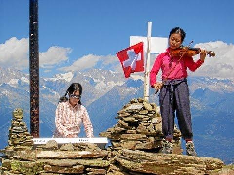 Gipfelkonzert Wannihorn