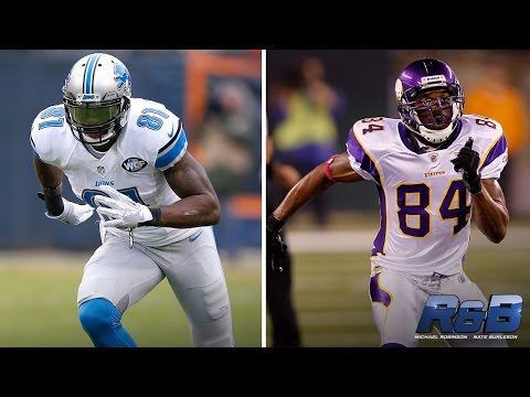 Why Calvin Johnson Is Better Than Randy Moss | The R&B Podcast | NFL