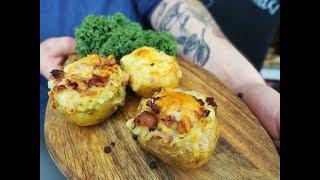 Jak zrobić Ziemniaki podwójnie pieczone?