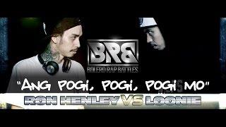 "Episode #1 | Ron Henley vs. Loonie: ""Ang Pogi, Pogi, Pogi Mo"" | Bolero Rap Battles"