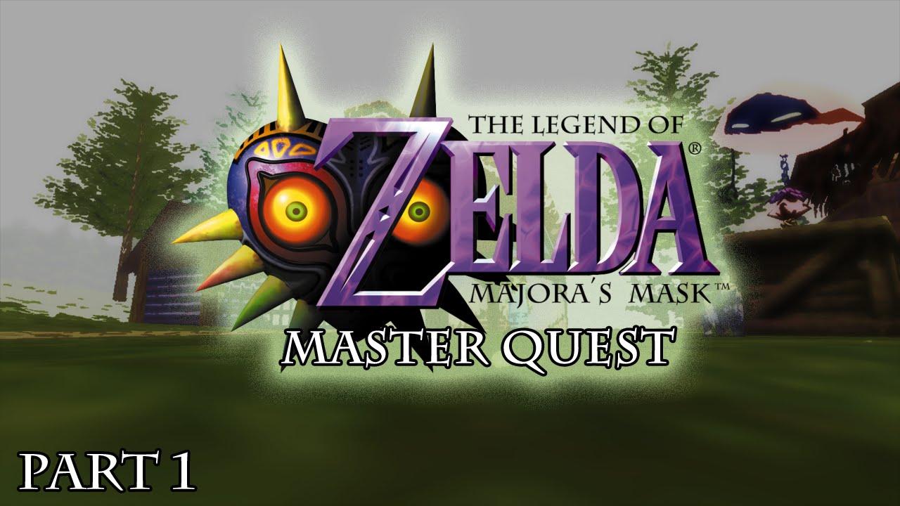 legend of zelda majoras mask n64 rom