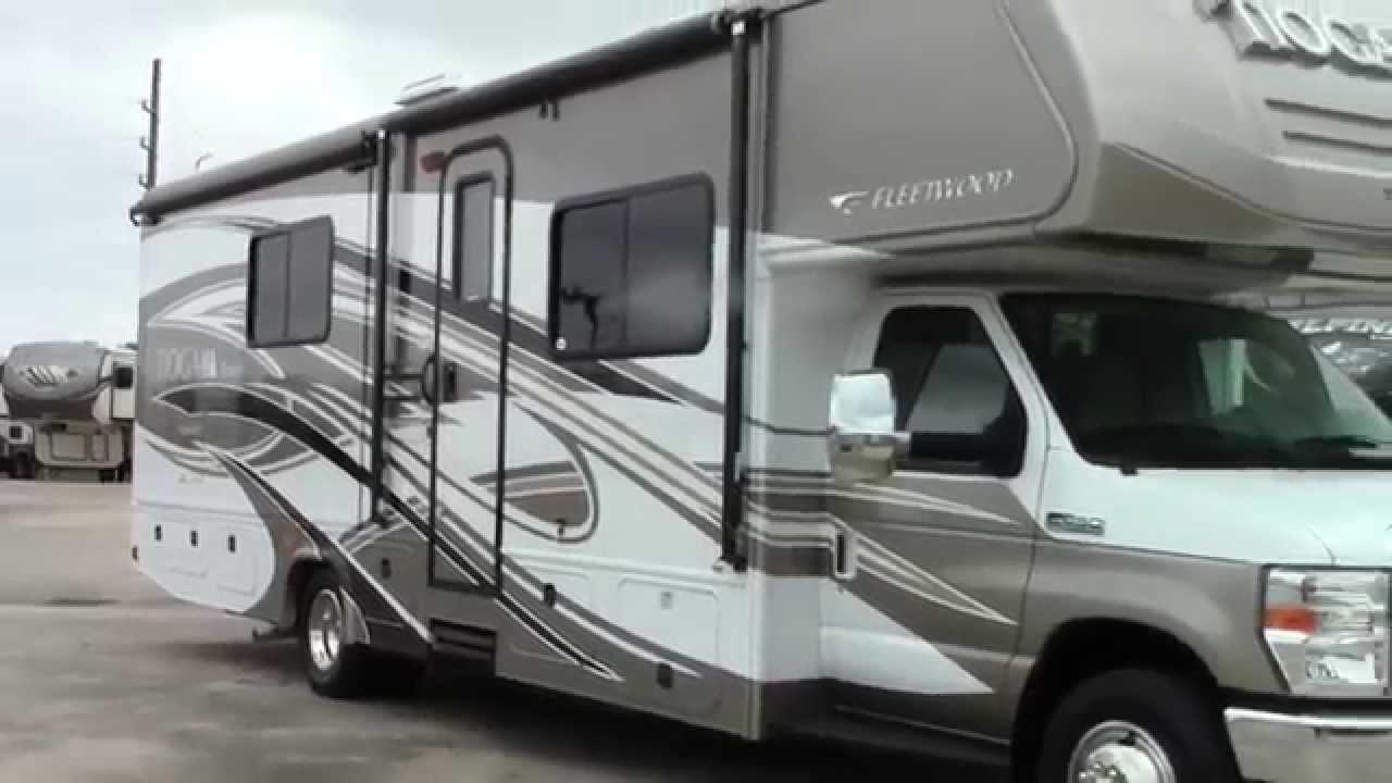 New 2014 Fleetwood Tioga Ranger 31d Class C Motorhome Rv