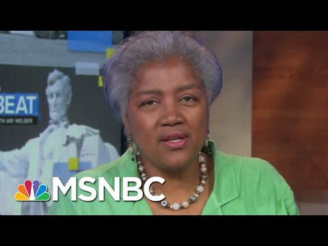 Donna Brazile: McConnell Must Meet His Own Supreme Court Standard | The Beat With Ari Melber | MSNBC