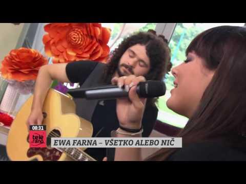 Ewa Farna live - bumerang & vsechno nebo nic 2017
