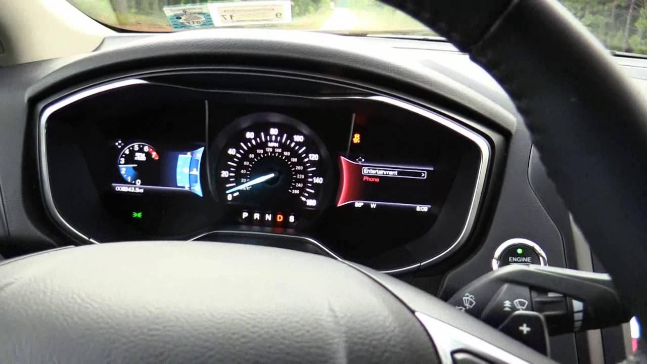 Ford Fusion Sport 0 60 >> 2017 Ford Fusion Titanium 2 0l 0 60 Mph