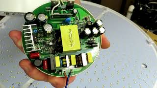 Ремонт светодиодной люстры Estares ARION-100R