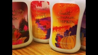 Review: Bath & Body Works Fall Traditions 2013! Thumbnail