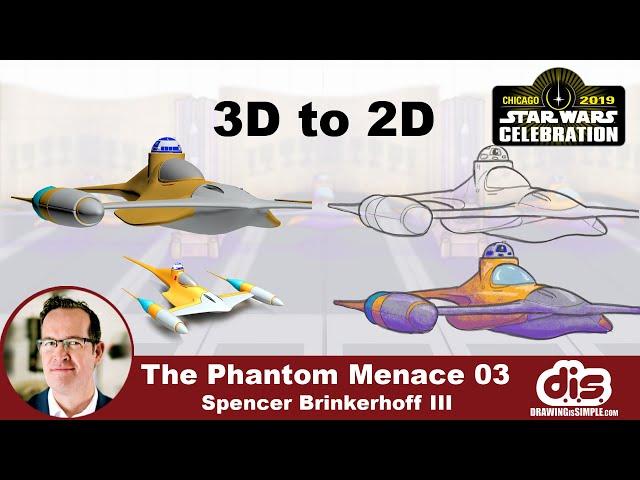 DrawingIsSimple: The Phantom Menace part 03