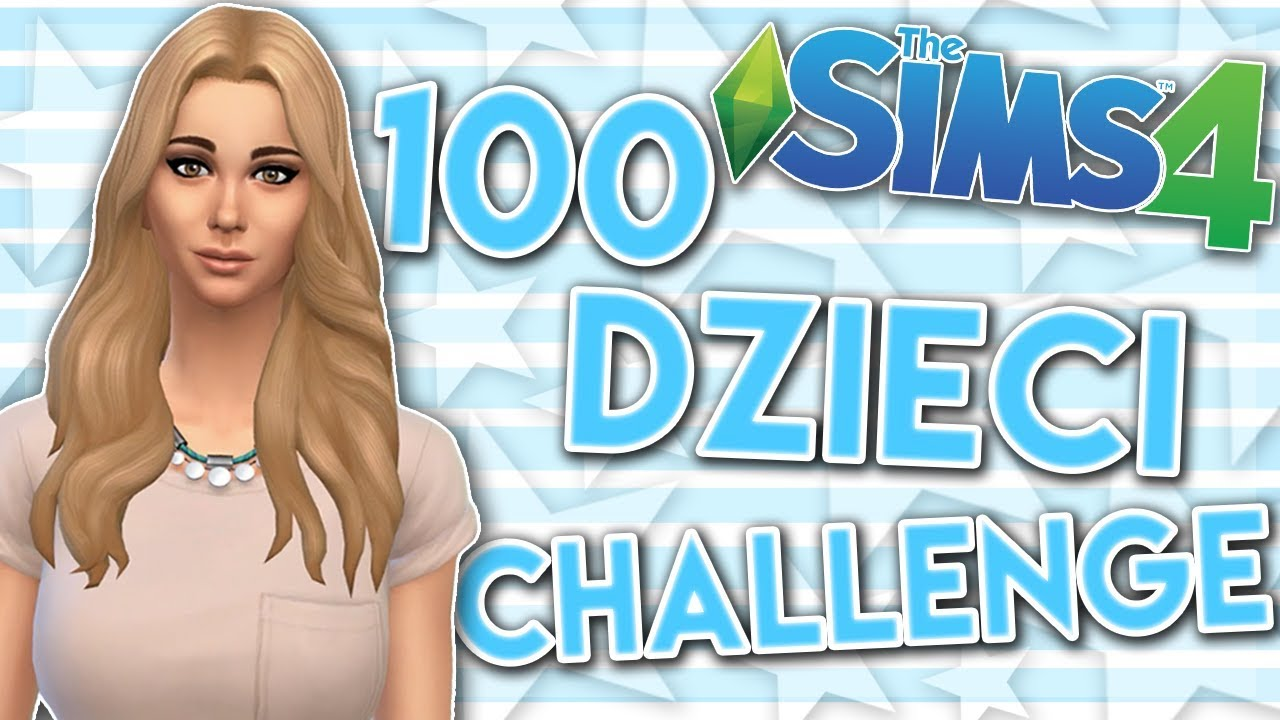 THE SIMS 4 CHALLENGE 100 DZIECI #138 ULUBIONA SERIA ❤️