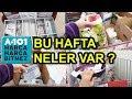Günlük Vlog | A101 Aktüel Ürünler | Market Alışverişi