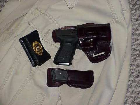 Glock 19 Worlds Best Holster