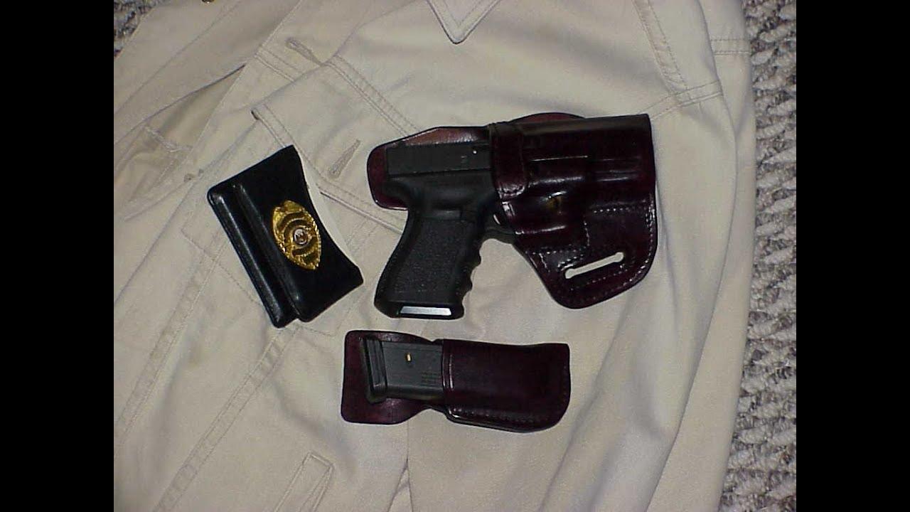 Glock 19 Worlds Best Holster