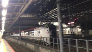 【なりたえくすぷれす】E259系 特急 成田エクスプレス@大崎駅(通過)