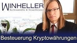 Besteuerung von Kryptowährungen – Wie müssen Gewinne aus Bitcoin, Ether & Co. versteuert werden?