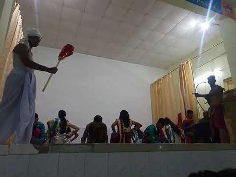 Chota Nagpur Song Dance performance at NIC Camp 2017
