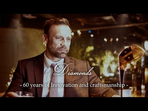 The 60th anniversary history movie of Honma Golf thumbnail