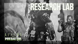 Aliens vs. Predator (2010) - Mission 5 - Research Lab - Marine - Campaign / Gameplay