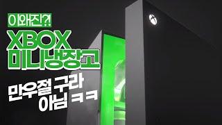 [타이쿤] ㄹㅇ 이걸? ㅋㅋㅋ XBOX 미니 냉장고 진…