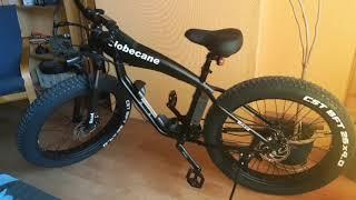 Fat bike Velobecane