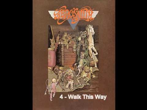 Aerosmith [1975] - Toys In The Attic (Full Album)
