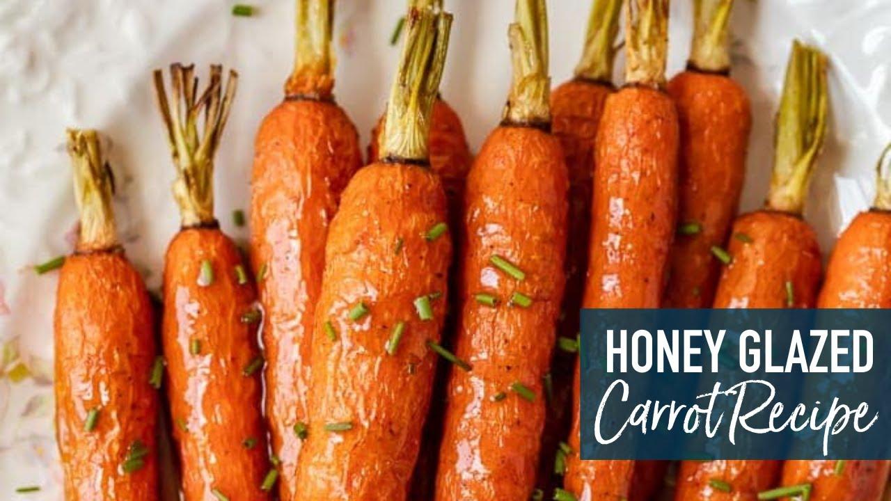 Honey Glazed Baby Carrots Recipe