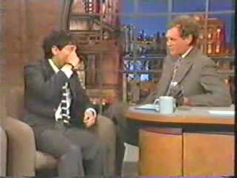 Harmony Korine on David Letterman '95