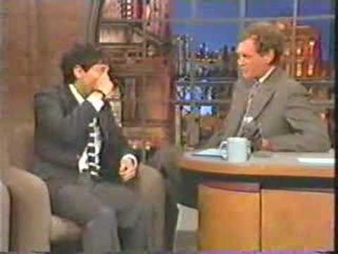Harmony Korine on David Letterman '95