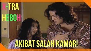 X-Tra Heboh | FTV Happy Salma & Dwi Sasono | Akibat Salah Kamar
