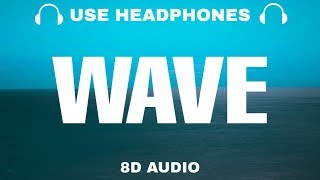 Meghan Trainor - Wave (8D Audio) ft. Mike Sabath