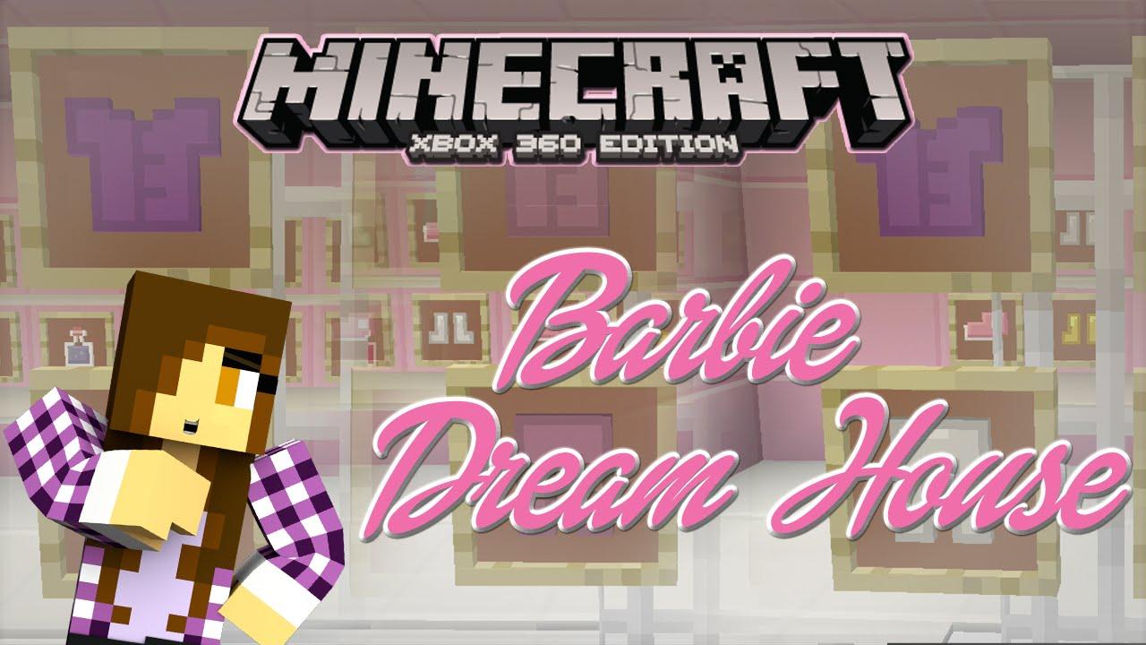 Minecraft Xbox Barbie Dream House Funny Stories 6