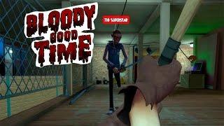 РЕАКТИВНЫЙ ОТРАВИТЕЛЬ (Bloody Good Time)
