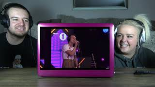 Harry Styles - Juice (Lizzo cover) in the Live Lounge | COUPLE REACTION VIDEO