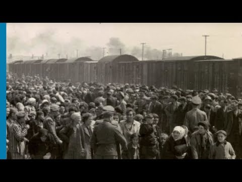 The deportation of