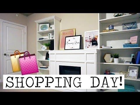 FURNITURE & HOUSEWARES SHOPPING! || Jenna's Journey Ep. 34