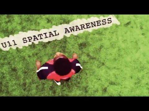 Soccer Drills:  Spatial Awareness