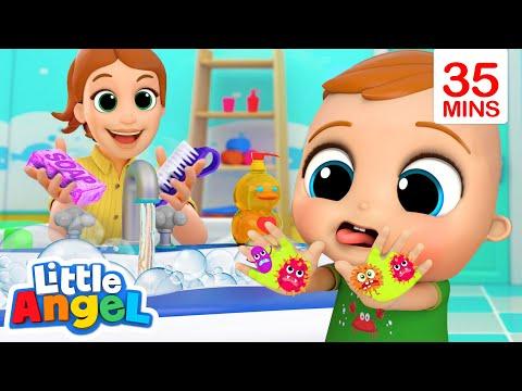 wash-your-hands-more!-|-little-angel-kids-songs-&-nursery-rhymes