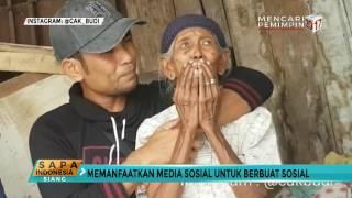 Cak Budi, Keliling Indonesia Bantu Lansia