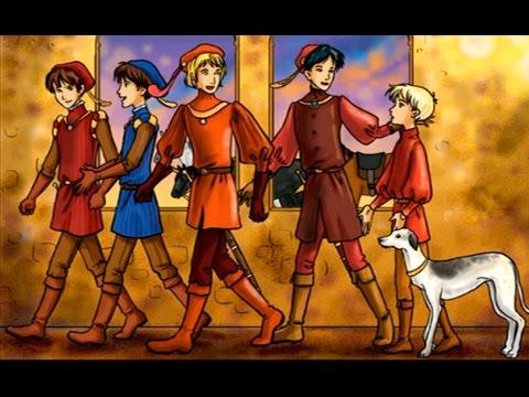 Принц И Колдун - Аудиосказка С Картинками ✿ Сказка На Ночь Для Детей ✿ Игры Мультики ✿ #сказка