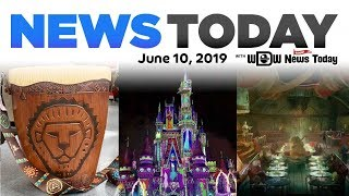 Star Wars Dinner Show, New Disneyland Parade, Lion King in Both Coasts - News Today for 6/10/19