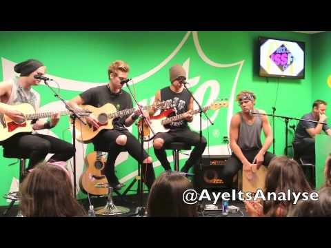 Amnesia Acoustic | 5 Seconds Of Summer