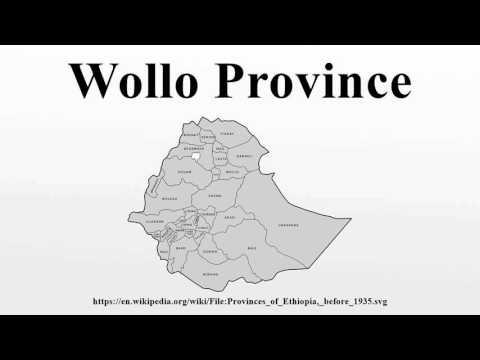 Wollo Province - YouTube