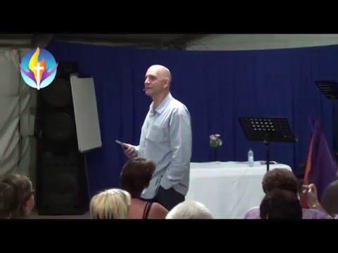 "IHOP Durban_Robbie Cairncross_""The power of Gleaning"""